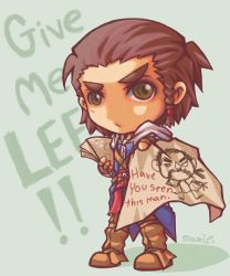 Give Me Lee by sazienas