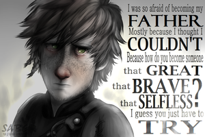 HTTYD2- You Can Only Try by sjsaberfan