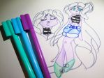 AUCTION Lilac Gurl :: CLOSED by Etrenelle