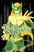 The Enchantress by MikeMahle