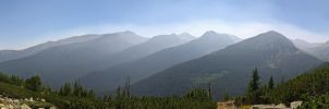 Retezat Mountains by calincosmin