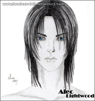 Alec Lightwood by Loveless-Doll