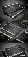 Dream Line Corporate Card by calwincalwin