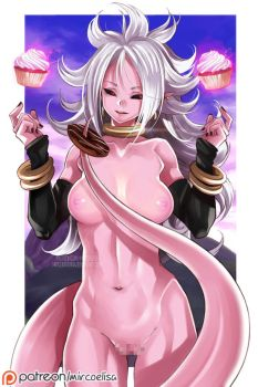 Android 21 - Nsfw preview by Yo--Nashi