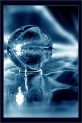 Glass Sphere by donia