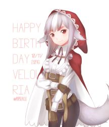 HBD Velouria by popseacle