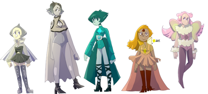 gemsona adoptables [auction] [closed] by bad-vibes-iva