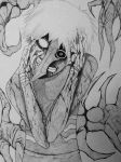 SS Rated Ghoul: Centipede by MalayDude0711