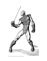 Android Fencer by JeffDee
