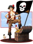 A Pirate's Life for Lisa by ArtbroSean