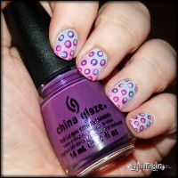 Dots in Dots by mslaynie