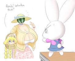 A Refreshing Placeholder by theycallhimcake