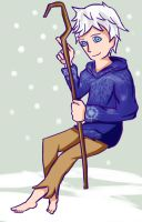 Jack Frost by Lunaoverthecow