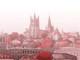 Cathedral by LaysFarra