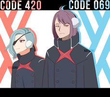 | DarliFra | Code 420 and 069 by NATSUMl