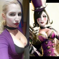Moxxi Make Up by LuffySwan
