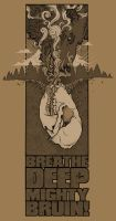Breathe Deep, Mighty Bruin by scumbugg