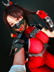 Taki from Soul Calibur 6 Cosplay by Rinnie Riot by RinnieRiot