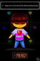 Frisk (Undertale) by NeutisShow