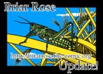 Briar Rose: Chapter One Cover/Pg1 Update by Angel-Creations