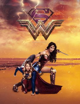 WW and SG - Poster by Sharonliv-Arzets