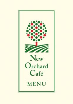 New Orchard logo by Oo72