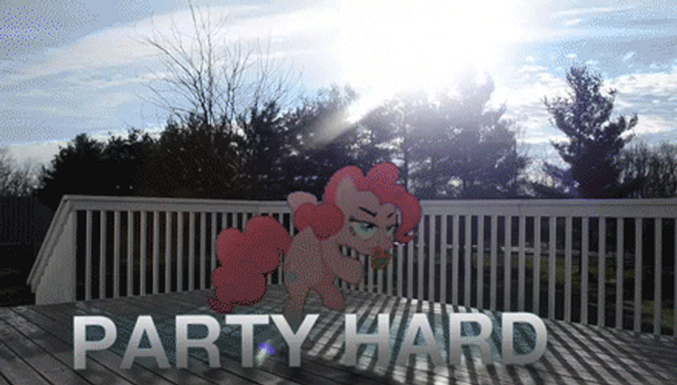 PARTY HARD by Oppositebros