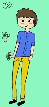 Me by jcprpr