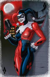 classic Harley Quinn by Dan-the-artguy