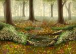 [Pay To Use] Spring Forest Background by SweetLittleVampire