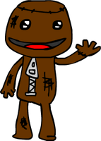 Sackboy by WolfTron