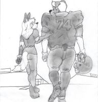 The Blind side by TateShaw