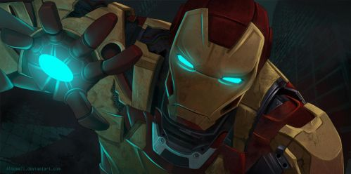 Ironman by Precia-T