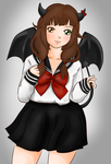 Little Devil 1 by 404Redacted