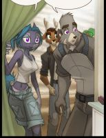 Digo and the Guards by Dreamkeepers