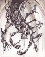 Phyrexian GLADOS by Deems