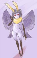 Moth by mopinks