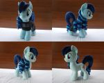 MLP Rara  plush by Egalgay