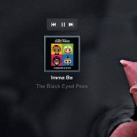 Audio Player with Album Cover by ampangel