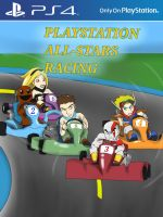 PlayStation All-Stars Racing! by DaFunB0XMaN