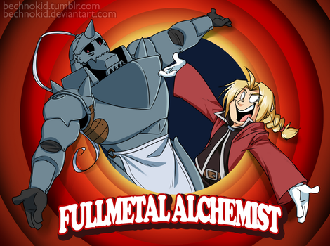 It's Time for Alchemaniacs by BechnoKid