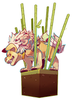 King of Cubes by cheepers