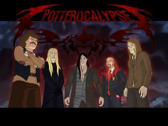 Potterocalypse by ResidentofBoxFive
