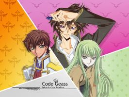 Code Geass Wallpaper by Xfuma