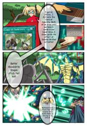 YGO Doujin Bonus Chapter - Wally's Agent - Page 25 by punkbot08