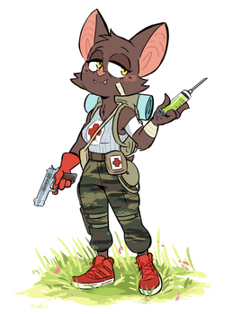 Field Medic by Beezii11