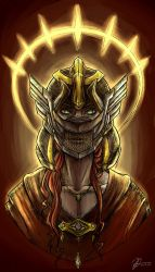 The Holy Emperor by RoutArt