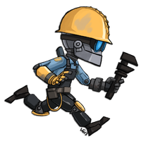 Erectin' an engineer! by AtomicRay