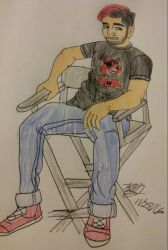 Markiplier Xmas gift  by Bella-Who-1
