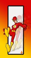 Fastest Man Alive by AKADoom